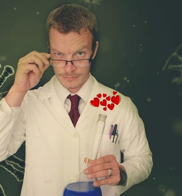 Professeur Happylove. FP